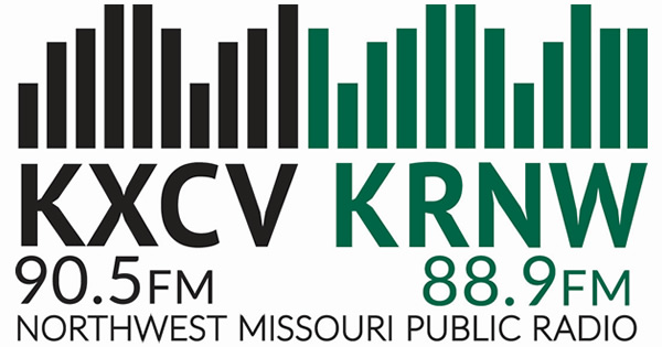 KXCV-KRNW logo